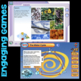 Play a Video Game: Seasons & Water Cycle - Weather and Climate Science Stations