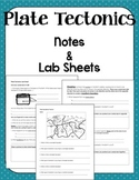 Plate Boundaries Notes and Lab Sheet