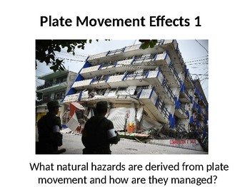 Plate Movement Effects 2
