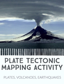 Plate Tectonic Mapping Activity