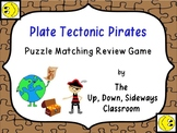 Plate Tectonic Pirates Puzzle Matching Review Game