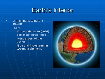 Plate Tectonic PowerPoint