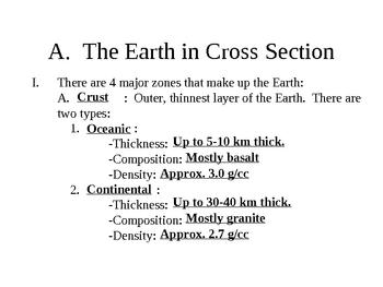 Plate Tectonic Presentation (faults, earthquakes Volcanoes)