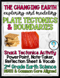 Plate Tectonics-- 2nd Grade NGSS Earth Science Mini Unit