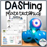 Plate Tectonics Activity: Dash Robots Coding