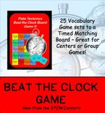 Plate Tectonics Beat the Clock Board Game: Make Learning Fun!