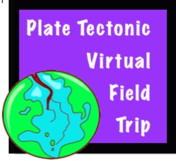 Plate Tectonics (Convergent and Divergent Plates) Virtual Field Trip