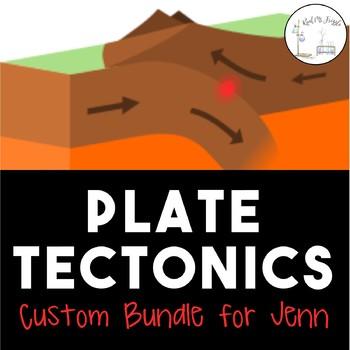 Plate Tectonics Custom Bundle for Jenn