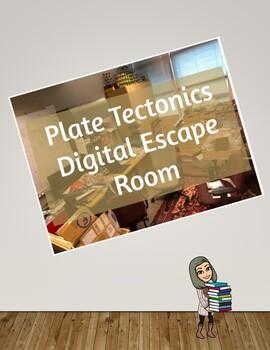Plate Tectonics Digital Escape Room