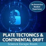 Plate Tectonics Escape Room