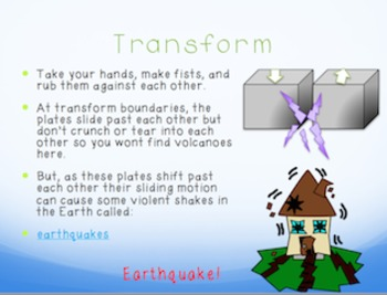 Plate Tectonics - Forces that Shape the Land Powerpoint