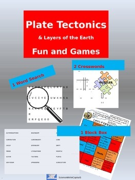 Plate Tectonics Fun and Games