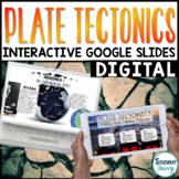 Plate Tectonics Google Classroom Distance Learning | Inter