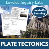 Plate Tectonics Inquiry Labs