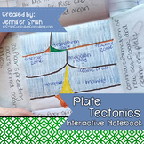 Plate Tectonics Interactive Notebook Unit (Earth Science)