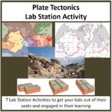 Plate Tectonics - Lab Station Activity