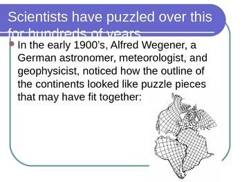 Plate Tectonics Lesson 7