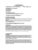 Plate Tectonics Lesson Plan (Middle School)