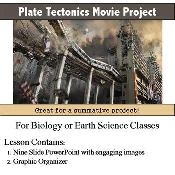 Plate Tectonics Movie Project