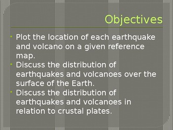 Plate Tectonics, Natural Disasters, and Climate