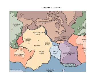 Plate Tectonics, Natural Disasters, and Climate Handout