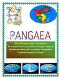 Plate Tectonics, Pangaea, and Continental Drift LAB (Lots of FUN!!!)