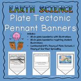 Plate Tectonics, Sea Floor Spreading, and Pangea Pennants