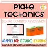 Plate Tectonics: Plate Boundaries Google Forms™ Assessment