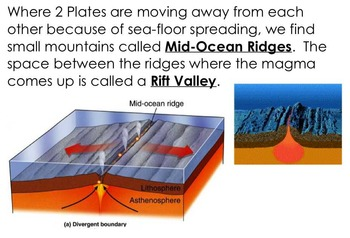Plate Tectonics / Plate Boundaries SMART Notebook Lesson & PDF Supplement