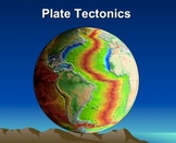 Earth Science Plate Tectonics Interactive Powerpoint