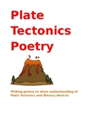 Plate Tectonics Poetry: Using literary devices and poetry