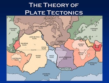 Plate Tectonics - PowerPoint