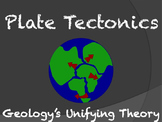 Plate Tectonics PowerPoint--Convergent, Divergent, and Transform Boundaries