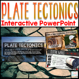 Plate Tectonics PowerPoint - Interactive