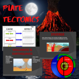 Plate Tectonics (Back To School Science Packet)
