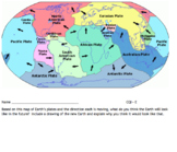Plate Tectonics Predictions