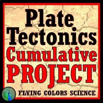 Plate Tectonics Project  NGSS MS-ESS2-2 and MS-ESS2-3