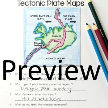 Plate Tectonics: Reading Tectonic Maps