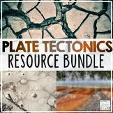 Plate Tectonics Activities Resource Bundle