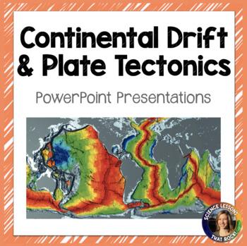 Plate Tectonics SMART notebook presentation