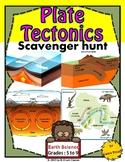 Plate Tectonics Scavenger Hunt