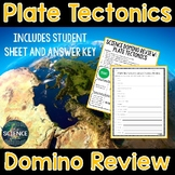 Plate Tectonics Domino