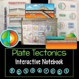 Plate Tectonics Interactive Notebook