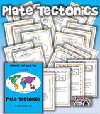 Plate Tectonics Science and Literacy Lesson Set (STAAR & Common Core)