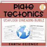 Plate Tectonics: Seafloor Spreading BUNDLE | Distance Learning