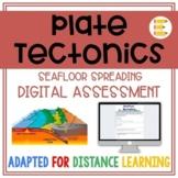 Plate Tectonics: Seafloor Spreading Google Forms™ ASSESSME