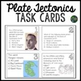 Plate Tectonics: Task Cards
