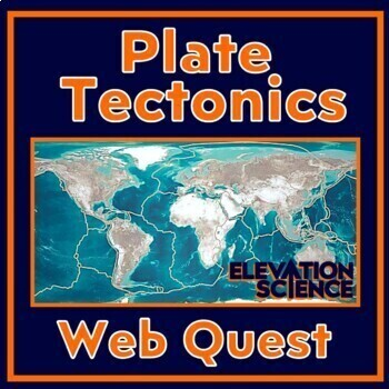 Plate Tectonics (Tectonic Plate Theory) - a Webquest