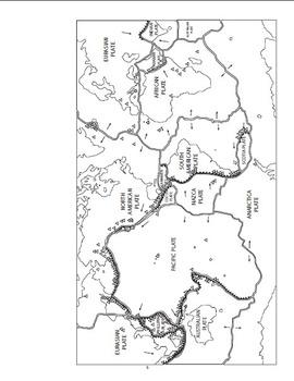 Plate Tectonics The Geographer