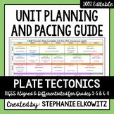 Plate Tectonics Unit Planning Guide